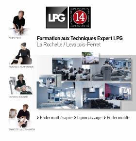 LPG Formation