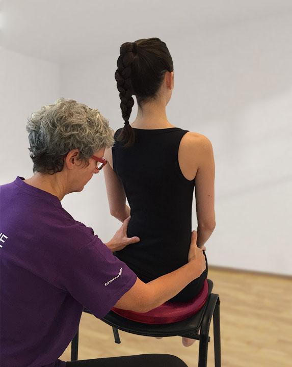 école de la santé du dos